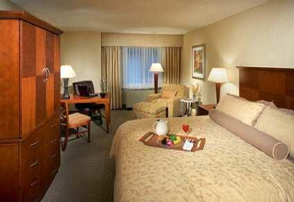 Double Tree Hotel Austin, TX Room