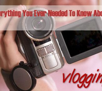 how to become a vlogger