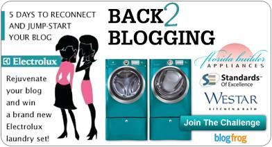 SITS - Back 2 Blogging - Day 1