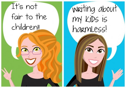 She Says: Blogging About Kids