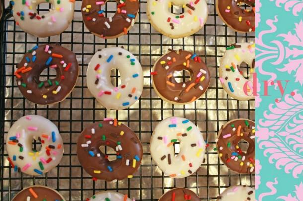 recipe for doughnuts
