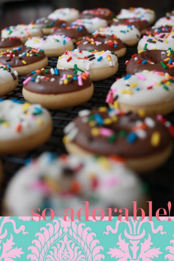 how to make doughnuts
