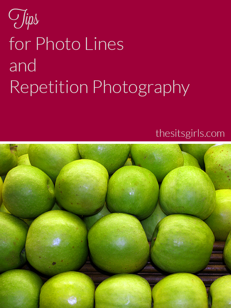 Photographing lines and repetitive patterns is an art. This guide will help you learn how to take photos of lines and patterns.