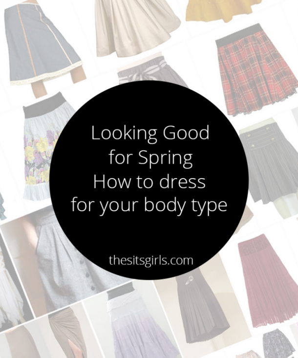 Get prepared for spring by learning how to dress for your body type   Style
