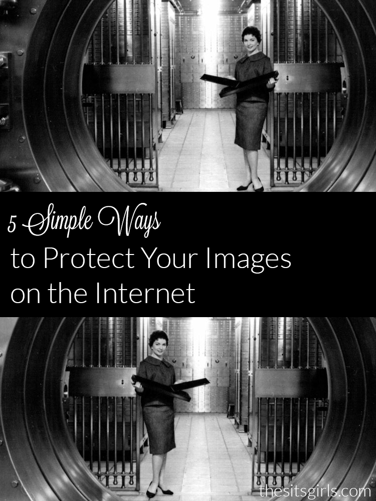 How do you protect your pictures? These five tips will help you protect your images from thieves. photography | blog | copyright