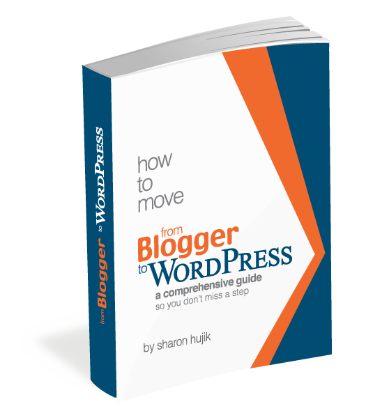 how to move from blogger or wordpress
