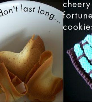 fortune cookie recipe