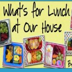 A Food Blog For Kids To Love: Bento Lunch