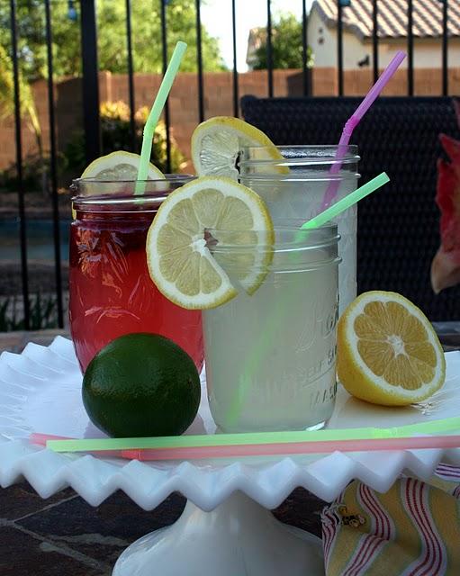 recipe for lemonade