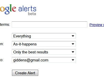 #SITS31DBBB: Monitoring Content with Google Alerts!