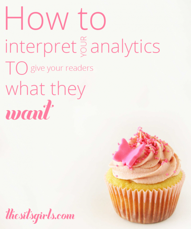 Did you know that Google Analytics can help you know EXACTLY what kind of posts your readers want to see on your blog? This step-by-step tutorial will help you learn how too use your analytics to make your readers happy and grow your blog traffic.