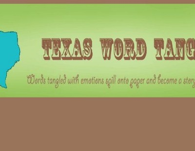 A Texas Sized Blog: Texas Word Tangle