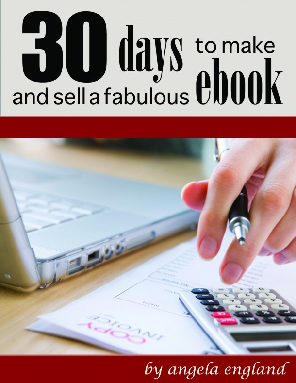 writing ebook
