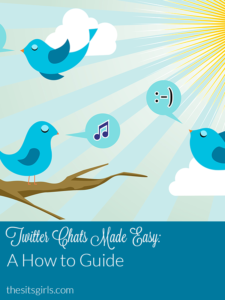 We're making your next Twitter Chat easy as pie with our how to guide. Come learn the tools you need chat successfully on Twitter!
