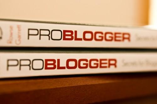 first week of blogging