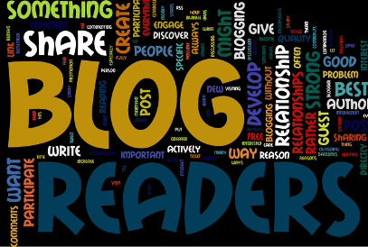 how to get blog readers