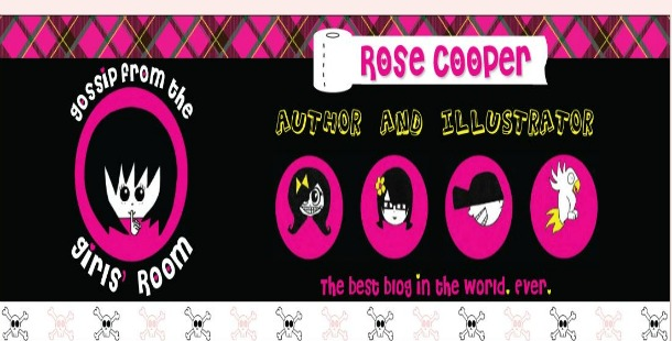 Interview with Rose Cooper and a Giveaway!