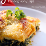 Food photography tips to help you take your blog to the next level.
