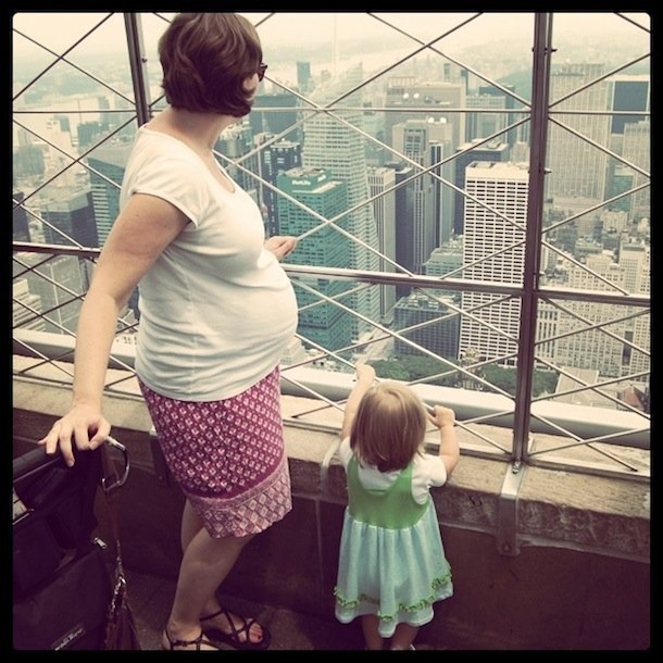 Empire State Building Child