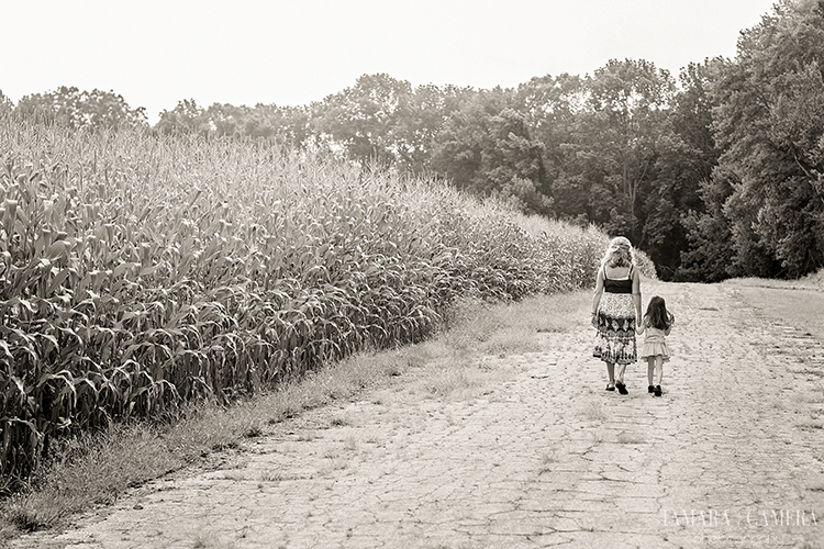 Walking along a lonely country road black and white photography photography rule of thirds