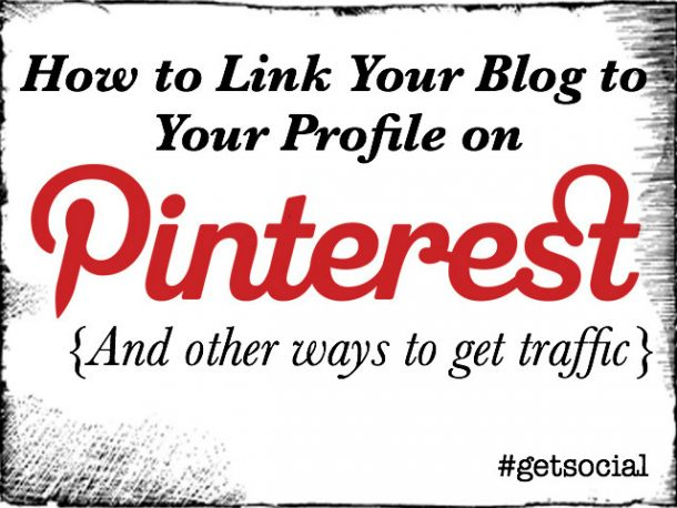 using pinterest to get traffic