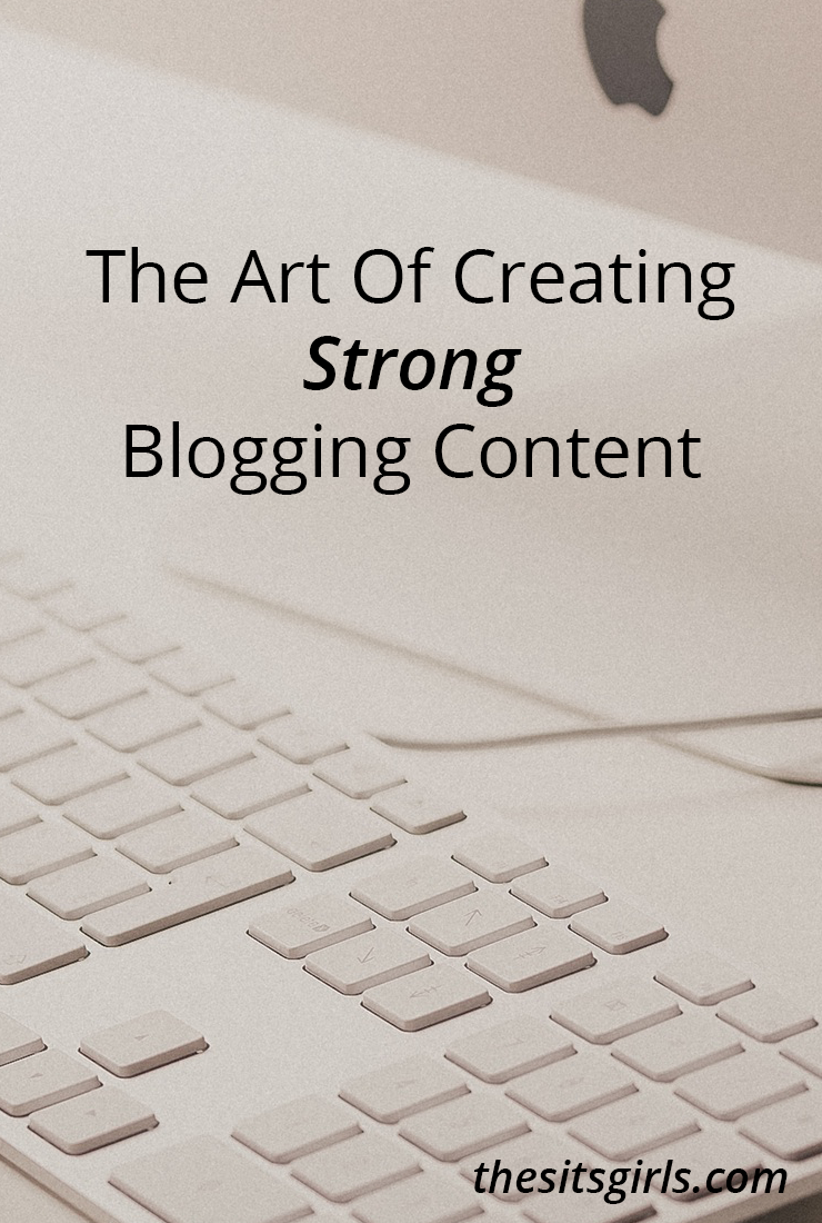 The heart of writing good blog content is creativity. Discover what works for you, and unleash your creativity and writing.