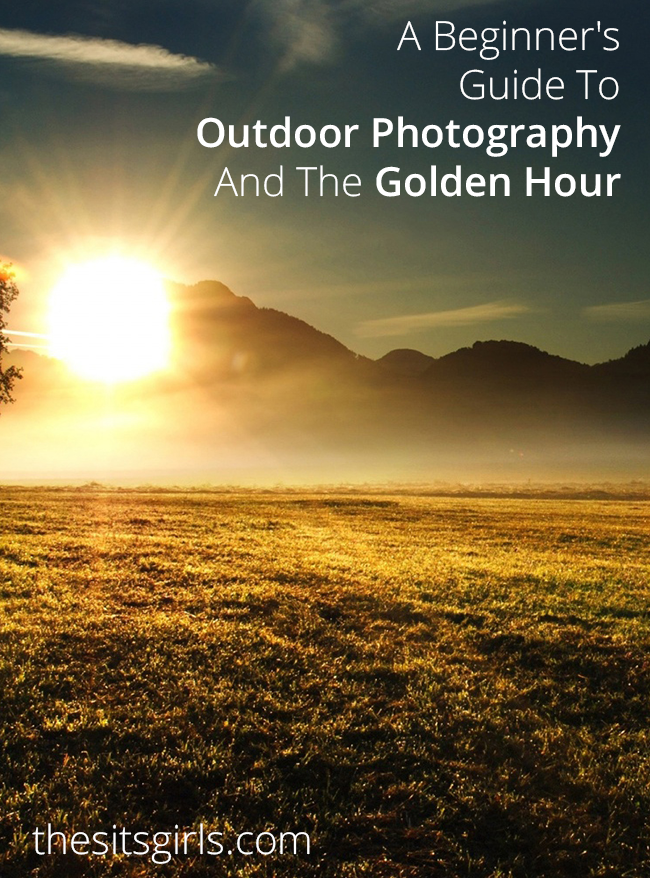 Learn how to capture beautiful pictures during the golden hour. | Golden Hour Photography Tips