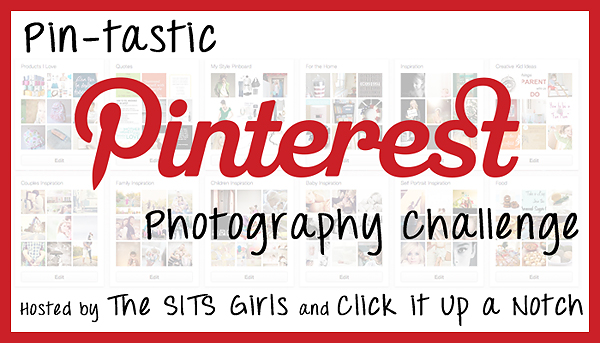 SITS Girls pinterest photography challenge