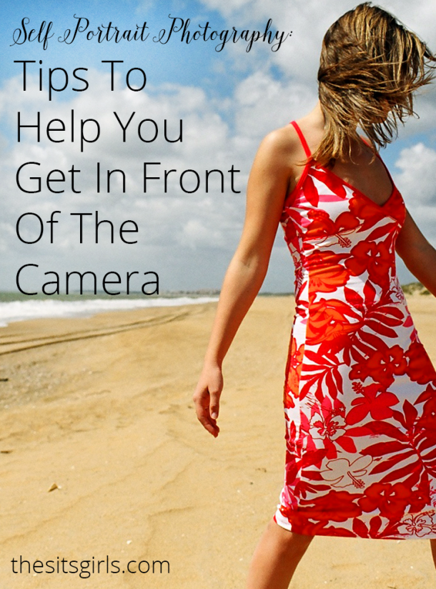 Photography Tips | Self portraits are a great way to capture your spirit and personality. There are great tips for taking self portraits here - especially for bloggers who need pictures of themselves for their blogs and social media accounts.