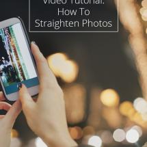 How to Straighten Photos: Battling Tilted Horizons