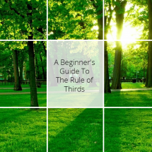 The Rule of Thirds: A Photo Composition Skill Must Have