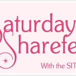 Saturday Sharefest: September 29