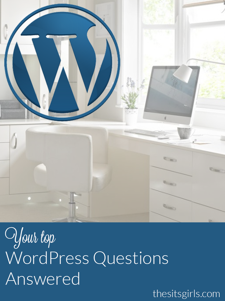 Are you thinking about moving your blog from blogger to wordpress? We have answers for your wordpress questions.