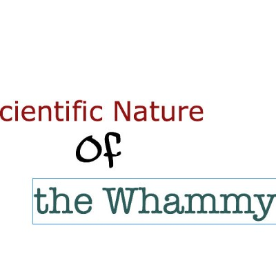 Scientific Nature of the Whammy