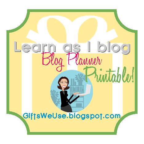 blog printable
