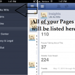 """Utilizing the New Facebook App """"Pages Manager"""""""