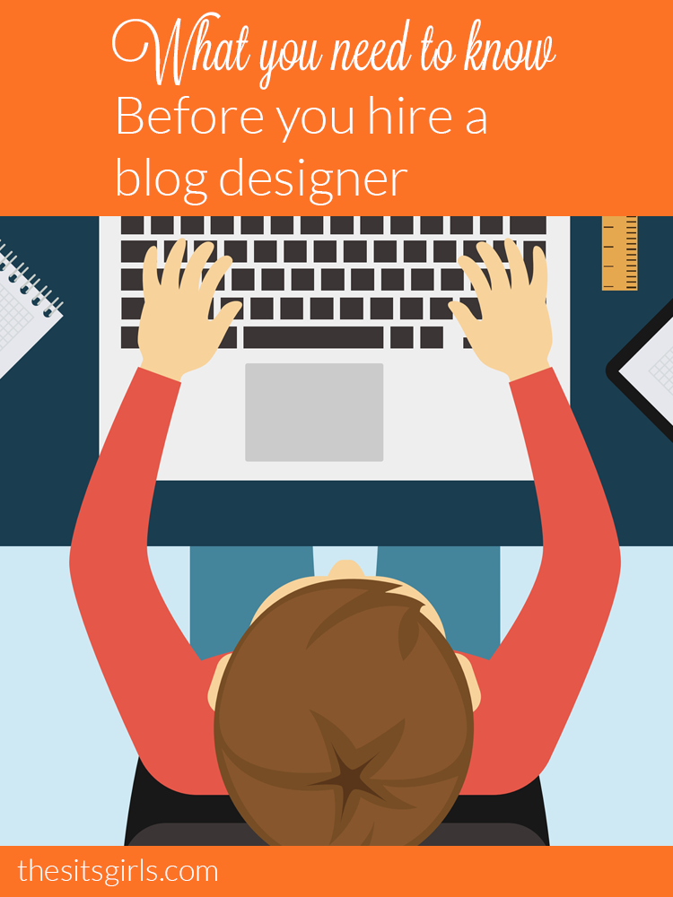 Learn what questions to ask before you hire a blog designer and what questions your designer is going to ask you. This will help you be prepared to design a new blog or rebrand an old blog.