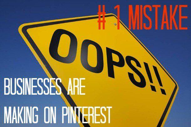 business on pinterest
