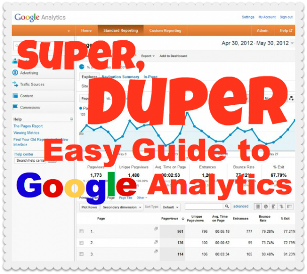 google analytics how to