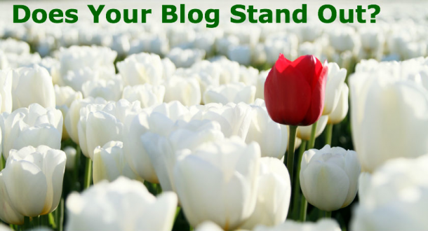 does your blog stand out?