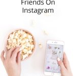 How To Find Your Friends On Instagram