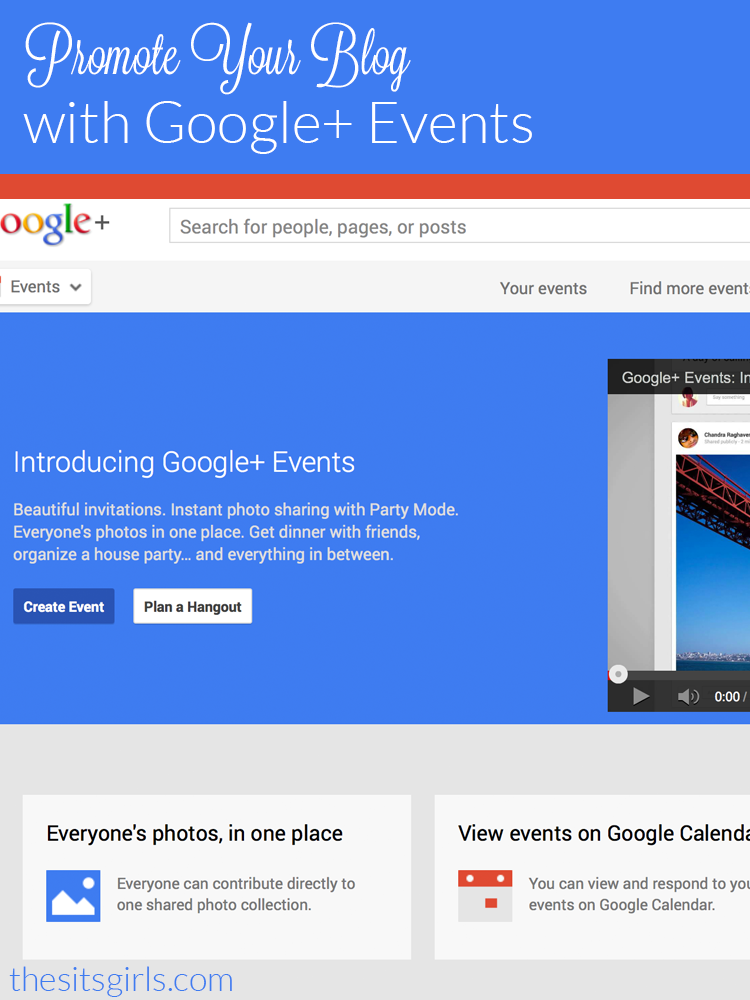 Hosting events on a Google+ is a great way to connect with your audience and meet new people! Are you taking advantage of Google+ events? If not this is a must read post!