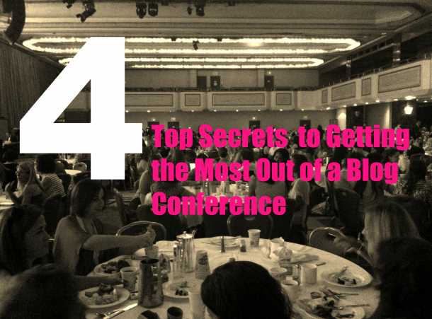blog conference with The SITS Girls