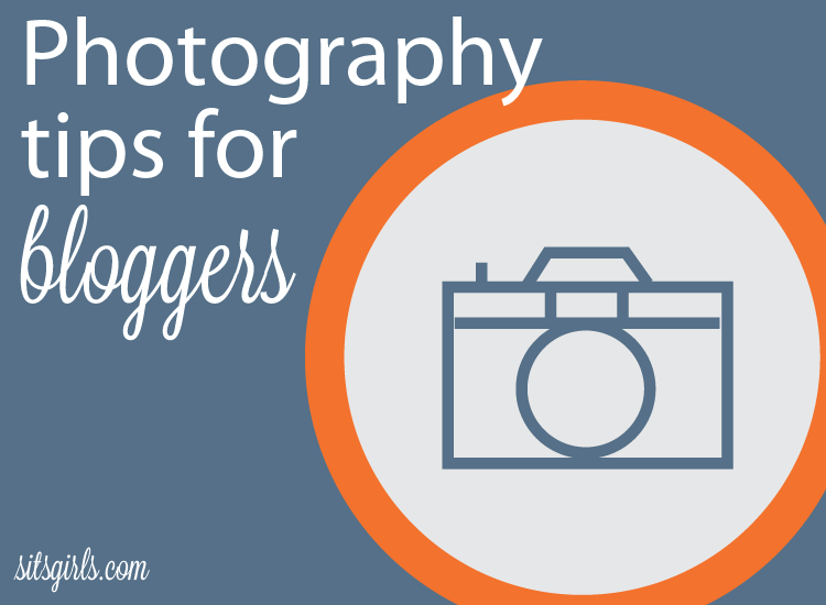 The most important photography tips for bloggers!