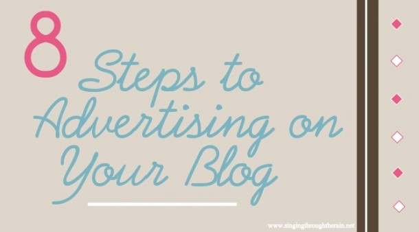 How to advertise on your blog