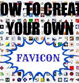 create a favicon