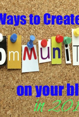 4 ways to create community