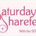 Saturday Sharefest- December 8th
