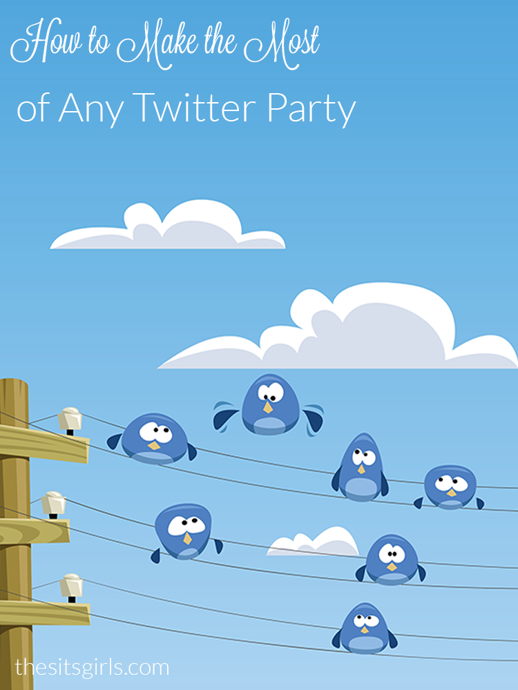 New to Twitter parties? They really aren't as scary as you might think. This guide is perfect for everyone looking to learn all about Twitter Parties!