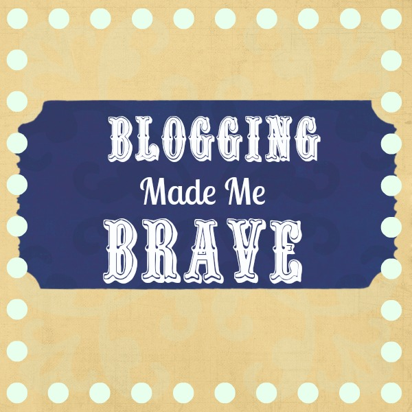 blogging brave button